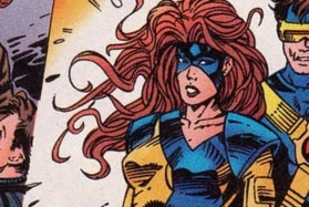 Jean Grey in X-men: Age of Xavier
