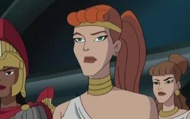 Artemis in Justice League