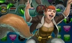 Squirrel Girl in Marvel Puzzle Quest