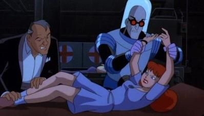 Batgirl in Batman & Mr. Freeze: Sub Zero