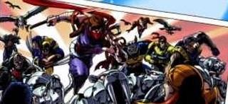Rescue in Ultimate Marvel VS. Capcom 3