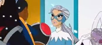 Dove in DC Super Hero Girls
