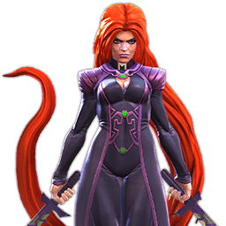 Medusa in Marvel Contest of Champions