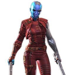 Nebula in Marvel Contest of Champions