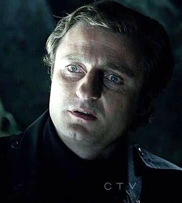 Sebastian Dunn on Arrow