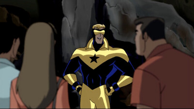 Booster Gold (Justice League Unlimited)