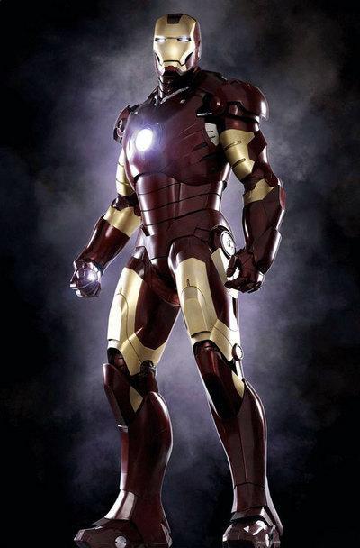 Iron Man(Tony Stark)