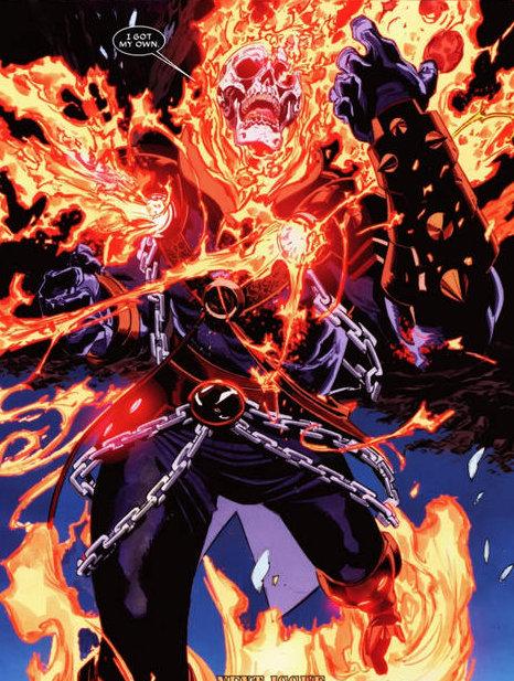 The Spirit of Vengeance rises again!