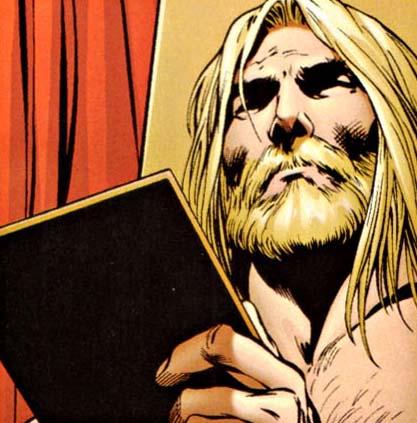 Beardy Thor. Mmm... beardy Thor...