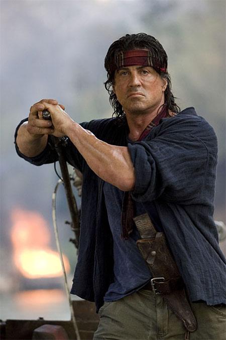 Rambo in Burma