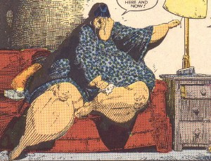 Obesity Caused By The Shadow King