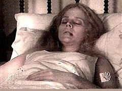 Darla on her deathbed