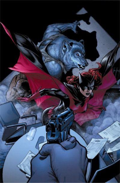 The Batwoman's Debut