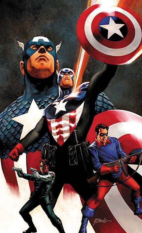 Captain America (either one ) just because an Avengers team needs a Cap