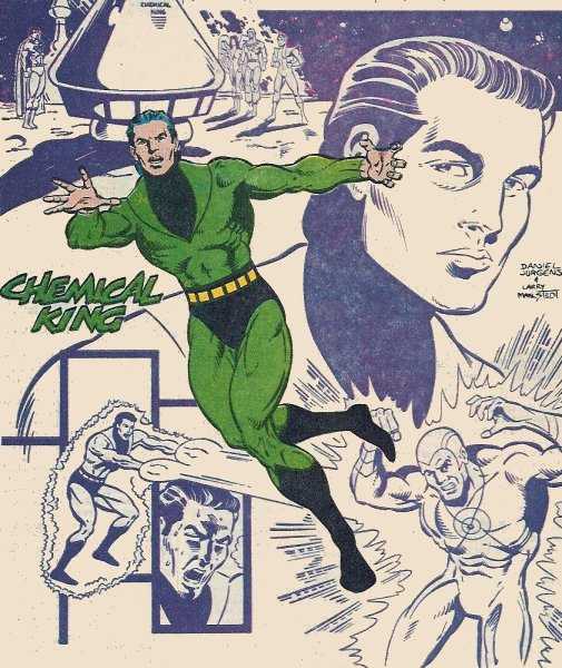 Chemical King (Silver Age)