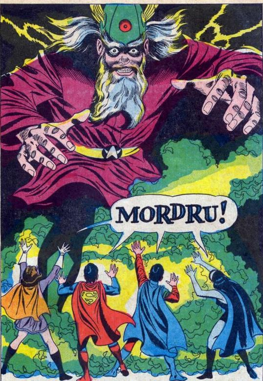 Mordru (Silver Age)