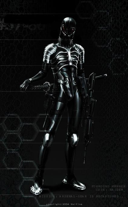 Suicide (Nano Tech Armor suit)