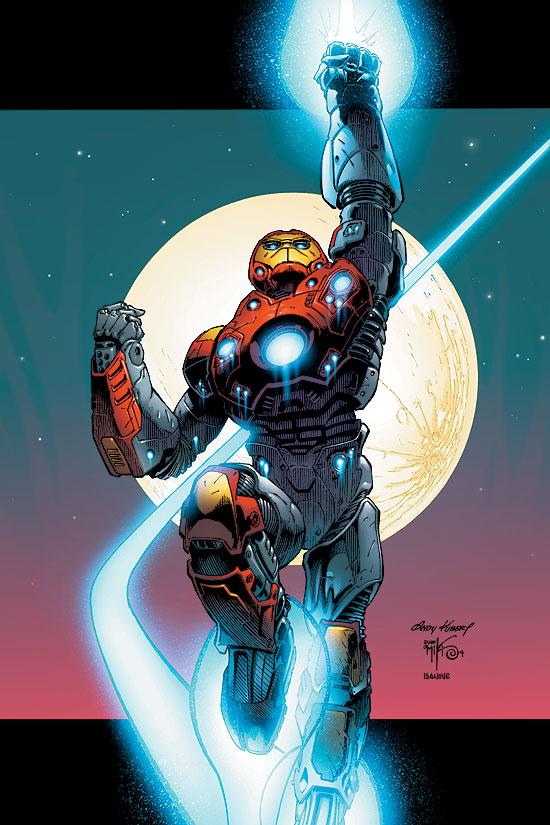 Iron Man: Earth-1610 (Ultimate).