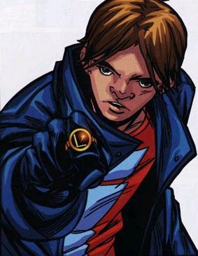 Invisible Kid (Earth-Prime)