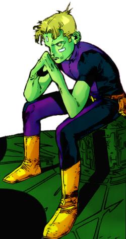 Brainiac 5 / 5.1 (Earth-247)