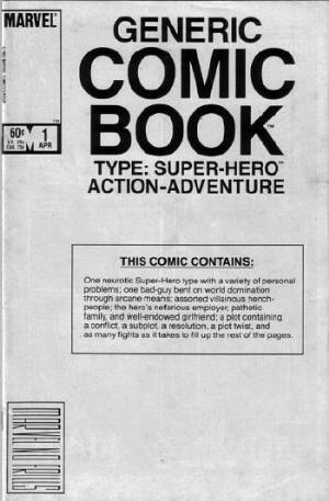 Generic Comic Book #1