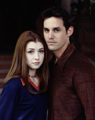 Willow and Xander