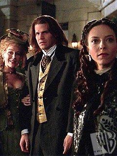 Darla, Angelus, and Drusilla