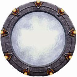 A Milky Way Stargate