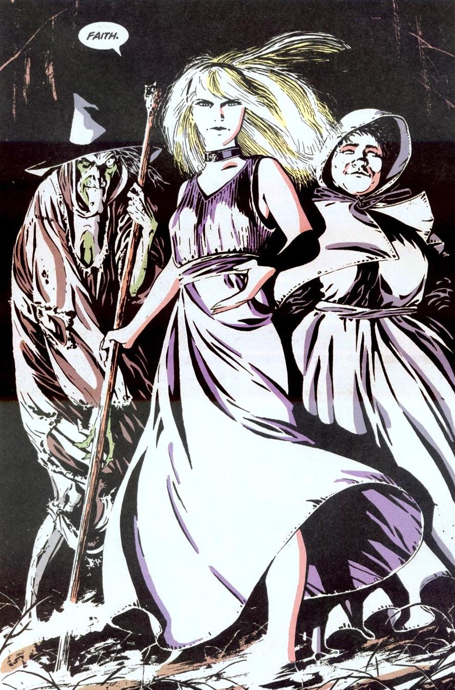 Maiden, Mother & Crone
