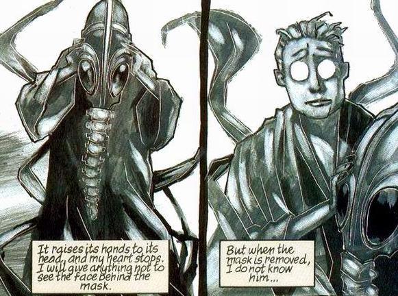 Wesley and Morpheus' Unique Connection