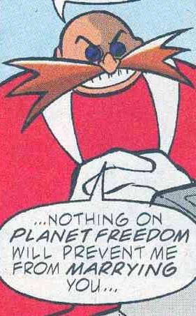 Doctor Robotnik of Planet Freedom