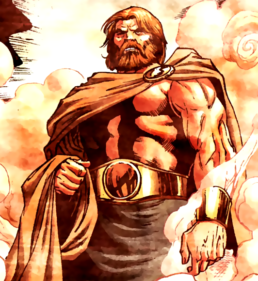 Zeus - The Olympian Sky-father