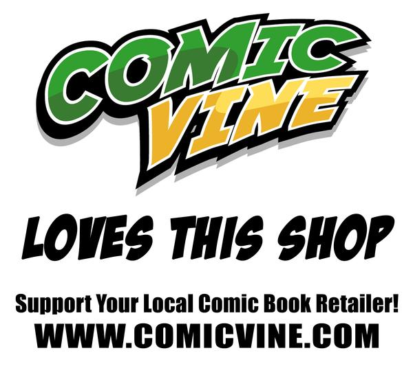 Coming to a local comic shop near you