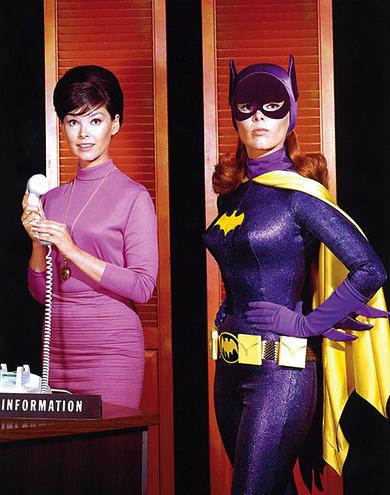 Yvonne Craig in Batman
