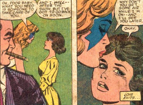 Dazzler and Lois