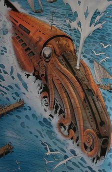 The Nautilus In Africa