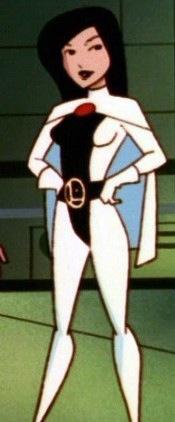 Phantom Girl (Superman: The Animated Series)