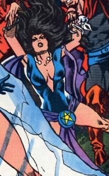 Battling Ms. Marvel