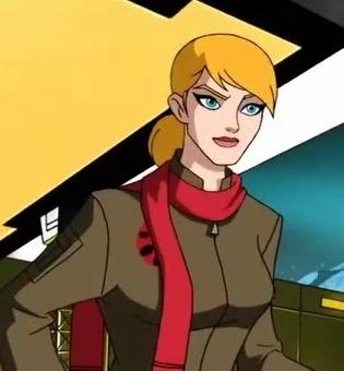 Carol Danvers in Earth's Mightiest Heroes