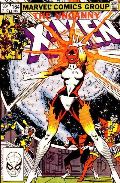 First appearance as Binary (1982)