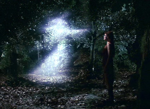 Scathach appears to Sonja (1985 film)