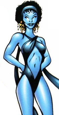 Shadow Lass (Superboy's Legion)