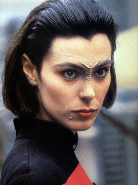 The first Bajoran