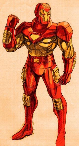Iron Man in MVC 2