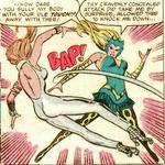 Enchantress vs Dazzler