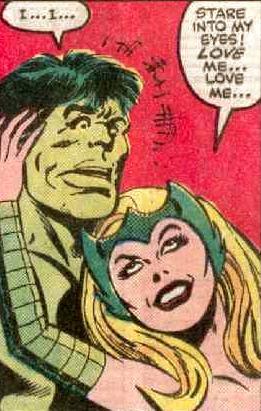 Enchanting the Hulk