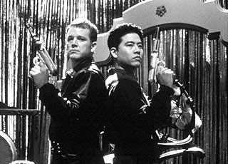 Tom Paris & Harry Kim