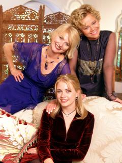 Zelda, Hilda & Sabrina