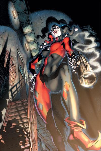 Harley Quinn (New Earth)