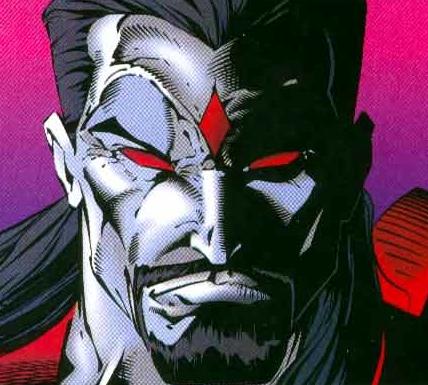 Age of Apocalyse, Mr Goatee... uh, Mr Sinister